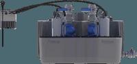 unigrin pomp versnijdende compact unit
